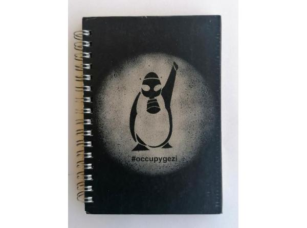 #OCCUPGEZİ DEFTER