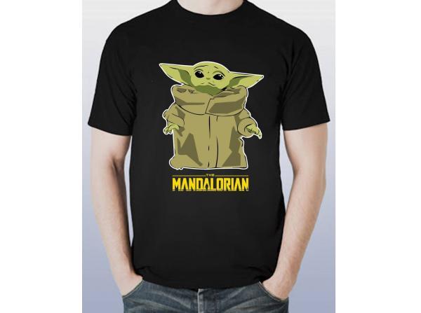 STAR WARS YODA MANDALORIAN