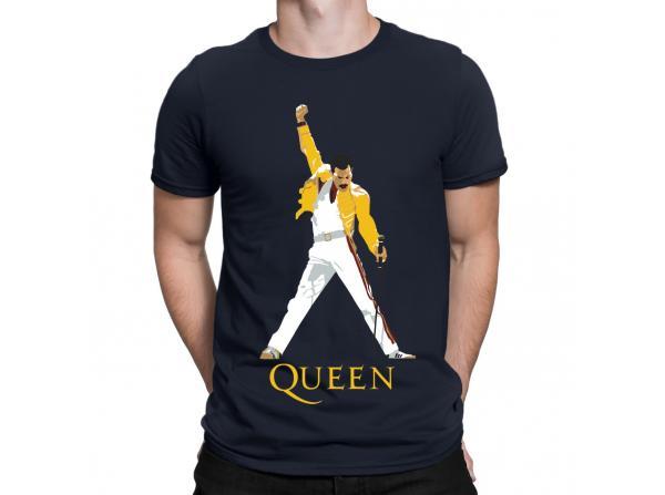 QUEEN FREDDİE MERCURY QUEEN Unisex T-Shirt