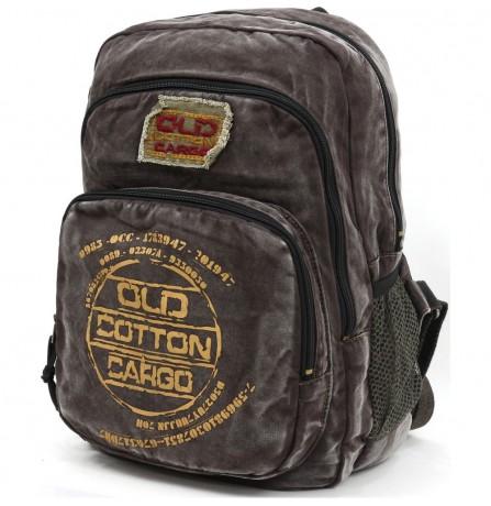 Old Cotton Cargo 5017 New Mississippi Sırt Okul -Seyahat -15 Inç Laptop - Notebook - Tablet Çantası Old Cotton Cargo
