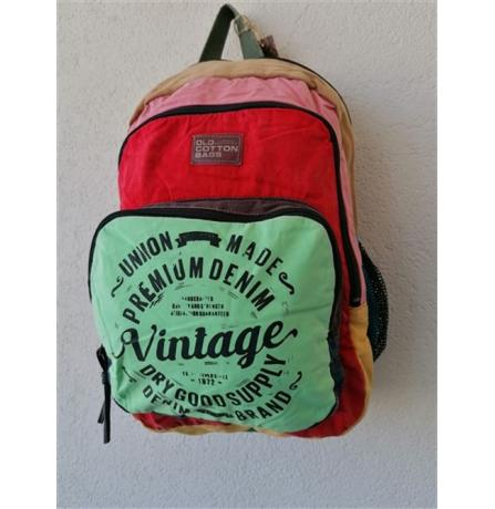 5017 NEW MİSSİSİPPİ BAG SIRT VINTAGE Ü