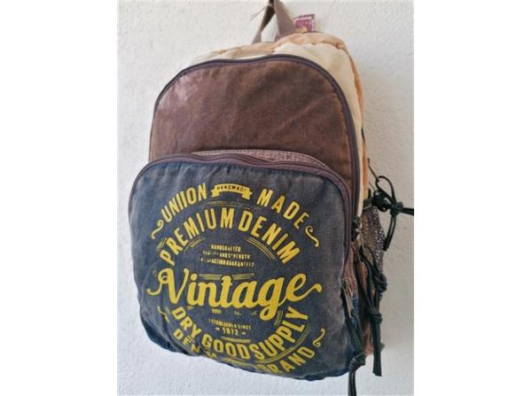 5017 NEW MİSSİSİPPİ BAG SIRT VINTAGE Ş