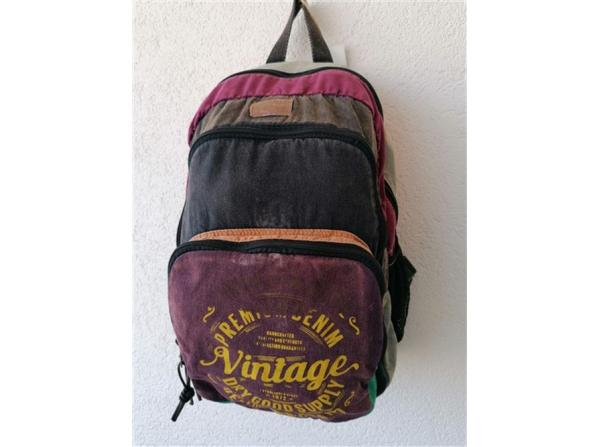 5017 NEW MİSSİSİPPİ BAG SIRT VINTAGE R