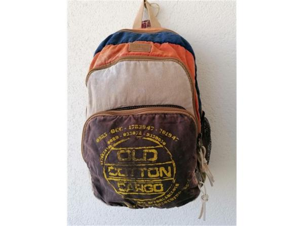 5017 NEW MİSSİSİPPİ BAG SIRT VINTAGE İ