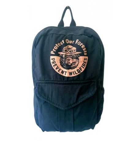 OLD COTTON CARGO 5097 KC HARLEY BAG SIRT ÇANTA SİYAH