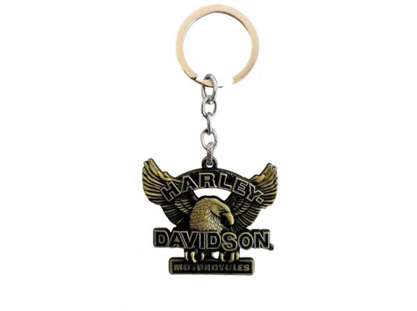 Harley Davıdson Metal Anahtarlık